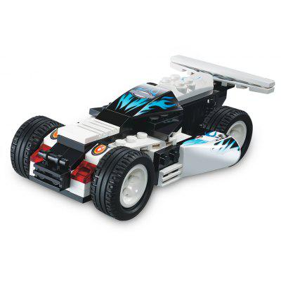 MINGTA ABS Vehicle Building Block Toy