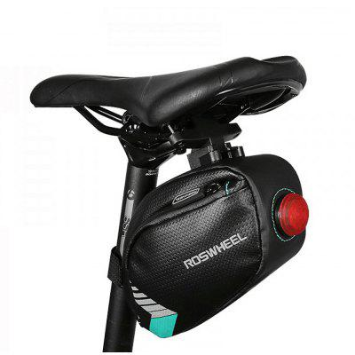 ROSWHEEL Bicycle Tail Bag