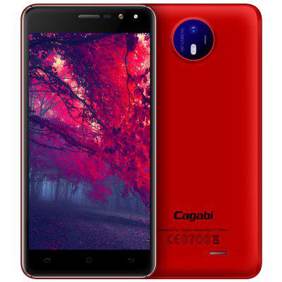 Buy Cagabi One 3G Smartphone RED Mobile Phones > Cell phones for $56.99 in GearBest store