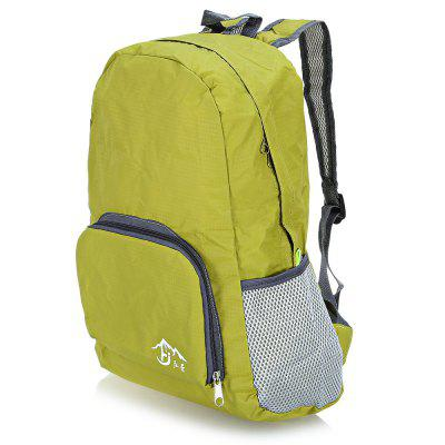 HONGJING 36951 Water-resistant Nylon 20L Folding Backpack