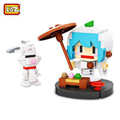 LOZ Cartoon Figure Style DIY ABS Building Brick