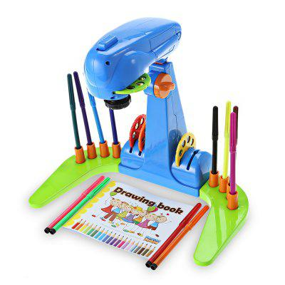 YM133 Projection Drawing Kit Educational Toy