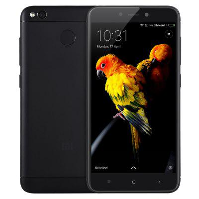 Xiaomi Redmi 4X 4G Smartphone - INTERNATIONAL VERSION 4GB RAM 64GB ROM BLACK