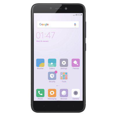 Xiaomi Redmi 4X 4G SmartphoneCell phones<br>Xiaomi Redmi 4X 4G Smartphone<br><br>2G: GSM B2/B3/B5/B8<br>3G: WCDMA B1/B2/B5/B8<br>4G: FDD-LTE B1/B3/B4/B5/B7/B20<br>Additional Features: Calendar, Calculator, Browser, Bluetooth, Alarm, 4G, 3G, Fingerprint recognition, Fingerprint Unlocking, Wi-Fi, Proximity Sensing, People, MP4, MP3, Light Sensing, Gravity Sensing, GPS<br>Back camera: with flash light and AF, 13.0MP<br>Battery Capacity (mAh): 4100mAh<br>Battery Type: Non-removable<br>Bluetooth Version: Bluetooth V4.2<br>Brand: Xiaomi<br>Camera Functions: Panorama Shot, Face Beauty, Face Detection<br>Camera type: Dual cameras (one front one back)<br>Cell Phone: 1<br>Cores: 1.4GHz, Octa Core<br>CPU: Snapdragon 435<br>E-book format: TXT<br>External Memory: TF card up to 128GB (not included)<br>Front camera: 5.0MP<br>GPU: Adreno 505<br>I/O Interface: 1 x Micro SIM Card Slot, 1 x Nano SIM Card Slot, 3.5mm Audio Out Port, Micophone, Speaker, TF/Micro SD Card Slot, Micro USB Slot<br>Language: Indonesian, Malay, German, English, Spanish, French, Italian, Lithuanian, Hungarian, Uzbek, Polish, Portuguese, Romanian, Slovenian, Slovak, Vietnamese, Turkish, Czech, Croatian, Russian, Ukrainian, B<br>Music format: MP3, FLAC, WAV, AMR, AAC<br>Network type: GSM+WCDMA+FDD-LTE+TD-LTE<br>Optional Version: 2GB RAM + 16GB ROM / 3GB RAM + 32GB ROM<br>OS: MIUI 8<br>Package size: 17.00 x 18.00 x 4.30 cm / 6.69 x 7.09 x 1.69 inches<br>Package weight: 0.3200 kg<br>Picture format: BMP, GIF, JPEG, PNG<br>Power Adapter: 1<br>Product size: 13.92 x 7.00 x 0.87 cm / 5.48 x 2.76 x 0.34 inches<br>Product weight: 0.1500 kg<br>RAM: 3GB RAM<br>ROM: 32GB<br>Screen resolution: 1280 x 720 (HD 720)<br>Screen size: 5.0 inch<br>Screen type: Capacitive<br>Sensor: Accelerometer,Ambient Light Sensor,Gravity Sensor,Gyroscope,Infrared,Proximity Sensor<br>Service Provider: Unlocked<br>SIM Card Slot: Dual SIM, Dual Standby<br>SIM Card Type: Nano SIM Card, Micro SIM Card<br>SIM Needle: 1<br>TDD/TD-LTE: TD-LTE B38/B40<br>Type: 4G Smartphone<br>USB Cable: 1<br>Video format: MP4, MKV, M4V<br>Video recording: Yes<br>Wireless Connectivity: CDMA
