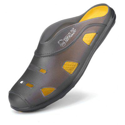 Hollow-out Environmental Beach Slippers