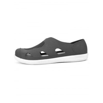 Hollow-out Environmental Beach SandalsMens Sandals<br>Hollow-out Environmental Beach Sandals<br><br>Closure Type: Slip-On<br>Contents: 1 x Pair of Shoes<br>Decoration: Hollow Out<br>Materials: POE, Rubber<br>Occasion: Daily<br>Outsole Material: Rubber<br>Package Size ( L x W x H ): 33.00 x 22.00 x 11.00 cm / 12.99 x 8.66 x 4.33 inches<br>Seasons: Summer<br>Style: Fashion, Comfortable, Casual<br>Type: Sandals<br>Upper Material: Mesh