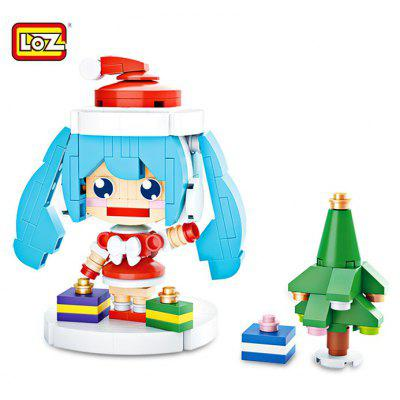 LOZ Cartoon Figure Style DIY Building Brick