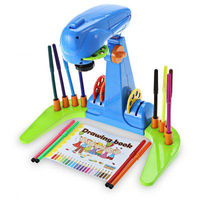 YM133 Projection Drawing Kit Toy Educativo