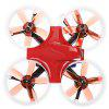 dys ELF - 83mm Micro Brushless FPV Racing Drone - BNF - RED