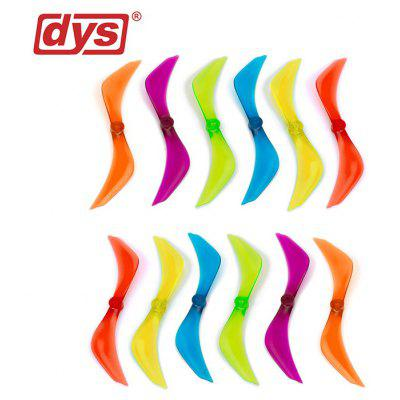 DYS XT7543 7543 Two-blade Propeller 6 Pairs