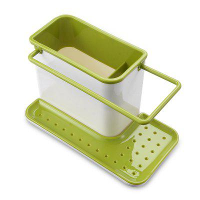 B30 Multifunctional Bathroom Strainer Organizer Rack