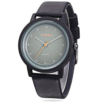 FEIFAN C051 - 53 Unisex Quartz Watch Colorful Dial