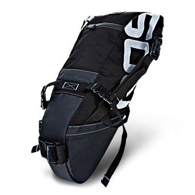 ROSWHEEL 131414 Water-resistant 8L Bicycle Tail Bag