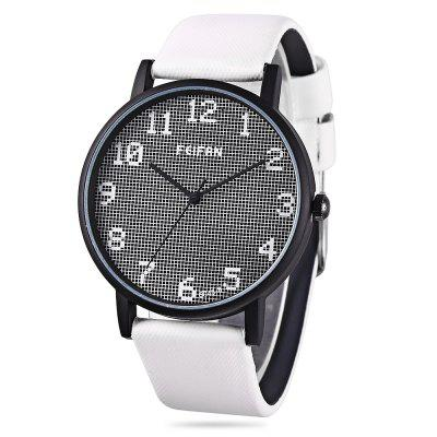 FEIFAN 62060 Rhinestone Scale Lady Quartz Watch