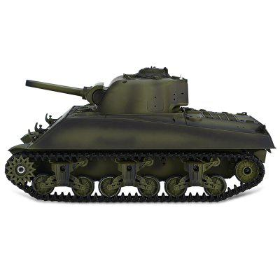 HENG LONG 3898 - 1 1:16 M4A3 Sherman RC Tank - RTRRC Cars<br>HENG LONG 3898 - 1 1:16 M4A3 Sherman RC Tank - RTR<br><br>Age: Above 14 years old<br>Brand: Heng Long<br>Car Power: Built-in rechargeable battery<br>Charging Time: 120 Minutes<br>Drive Type: Other<br>Features: Radio Control<br>Material: Plastic<br>Motor Type: Brushed Motor<br>Package Contents: 1 x RC Tank ( Battery Included ), 1 x Transmitter, 1 x Set of Accessories, 1 x Charger, 1 x Chinese-English Manual, 1 x RC Tank ( Battery Included ), 1 x Transmitter, 1 x Set of Accessories, 1 x Charger, 1 x Chinese-English Manual<br>Package size (L x W x H): 51.00 x 19.50 x 30.50 cm / 20.08 x 7.68 x 12.01 inches<br>Package weight: 3.3100 kg<br>Product size (L x W x H): 37.00 x 16.50 x 18.00 cm / 14.57 x 6.5 x 7.09 inches<br>Product weight: 1.3800 kg<br>Proportion: 1:16<br>Remote Control: 2.4GHz Wireless Remote Control<br>Transmitter Power: 6 x 1.5V AA battery (not included)<br>Type: Tank