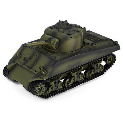 HENG LONG 3898 - 1 1:16 M4A3 Sherman RC Tank - RTR