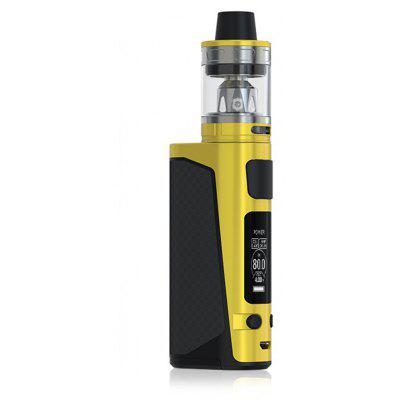 Buy YELLOW Original Joyetech eVic Primo Mini with ProCore Aries 80W Kit for $61.70 in GearBest store