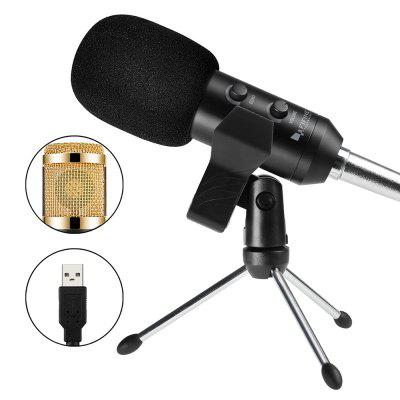 FIFINE K058 USB Stereo Microphone for PC Laptop