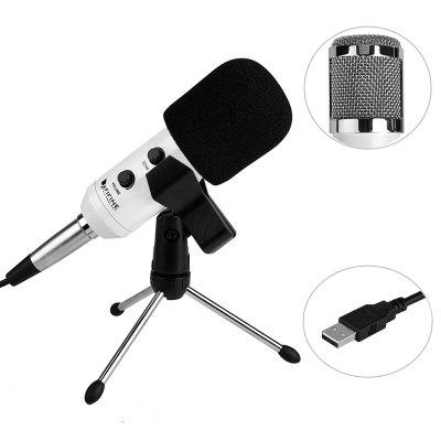 FIFINE K056 USB Stereo Microphone for PC Laptop