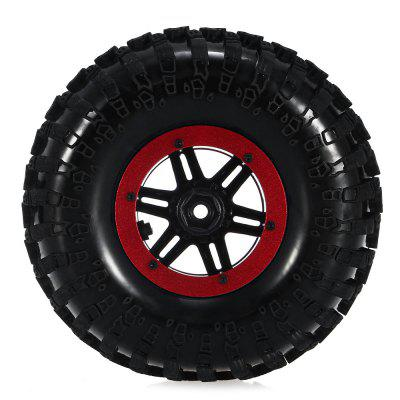 AUSTAR Air Pneumatic Rubber Tire 4pcs / set
