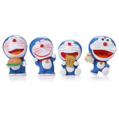 Collectible Animation Figurine Model - 8pcs / set