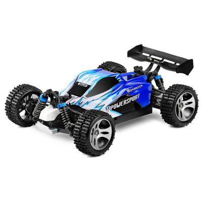 WLtoys A959 1 / 18 Scale 2.4G RC OFF  -  Road Racing Car with Anti  -  vibration System