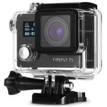Hawkeye Firefly 7S WiFi Action Camera 90 Degree No Distortion Version