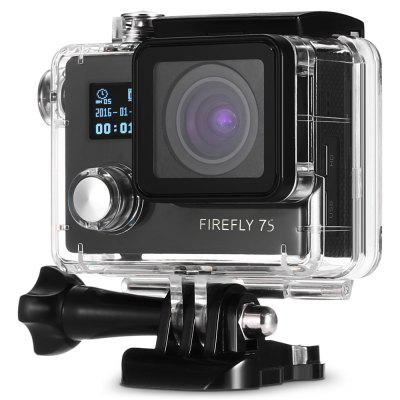 Hawkeye Firefly 7S No Distortion 90 Degree Action Camera