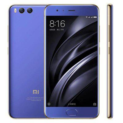 Xiaomi Mi 6 4G Smartphone INTERNATIONAL VERSION 6GB RAM 128GB ROM BRIGHT BLUE