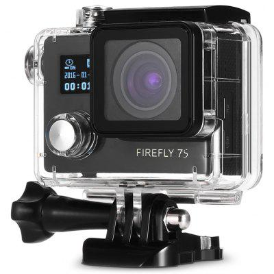 Hawkeye Firefly 7S WiFi Action Camera 90 Degree No Distortion Version Image