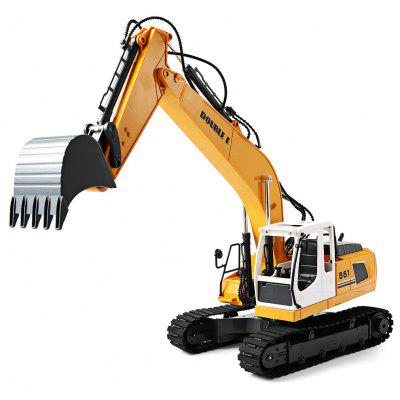 Double E E561 - 001 1:16 2-in-1 RC Alloy Excavator - RTR
