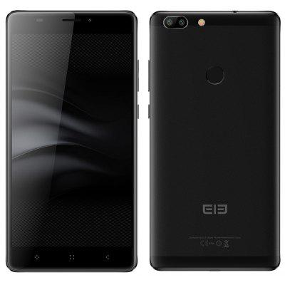 Buy Elephone C1 Max 4G Phablet, BLACK, Mobile Phones, Cell phones for $122.78 in GearBest store