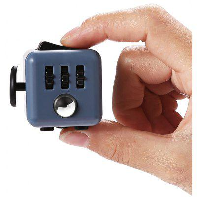 PIECE FUN ABS Fidget Magic Cube Style Stress Reliever
