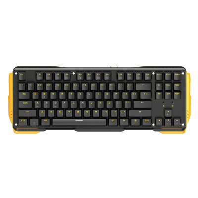 JamesDonkey 619 Mechanical Keyboard for Gaming