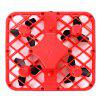 DHD D3 Mini Mesh RC Drone - RTF - RED