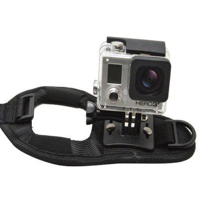 AT129 Glove Style Large Size GoPro Accessories Camera Wrist Mount for Hero 4 3+ 3 2 1