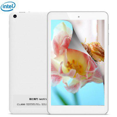 gearbest Cube iwork8 Air Pro Atom Cherry Trail x5-Z8350 1.44GHz 4コア WHITE(ホワイト)