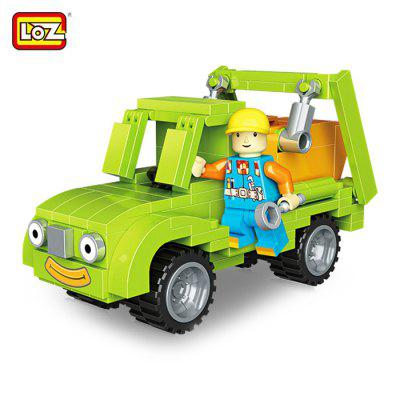 LOZ ABS Engineering Construction Building Block Toy 211560501