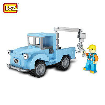 LOZ Engineering ABS Construction Building Block Toy 211534601