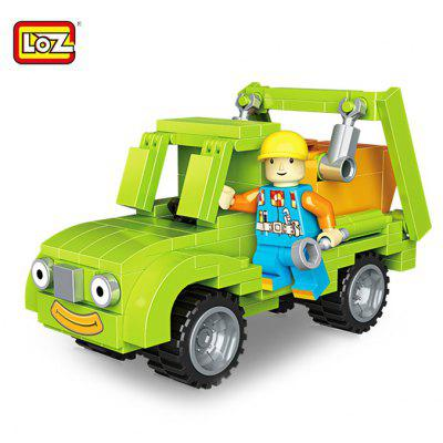 LOZ ABS Engineering Vehicle Toy