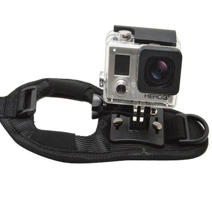 AT129 Glove Style Small Size GoPro Accessories Camera Wrist Mount for Hero 4 3+ 3 2 1