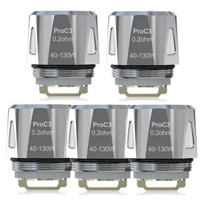 5pcs JOYETECH ProC3 0.2 ohm Coil for ProCore Aries Atomizer