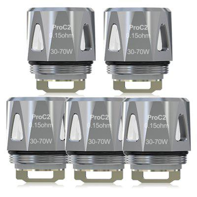 5pcs JOYETECH ProC2 0.15 ohm Coil for ProCore Aries Atomizer
