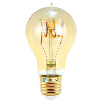 BRELONG E27 A60 LED Filament Bulb