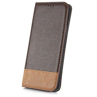 Contrast Color Phone Wallet Case