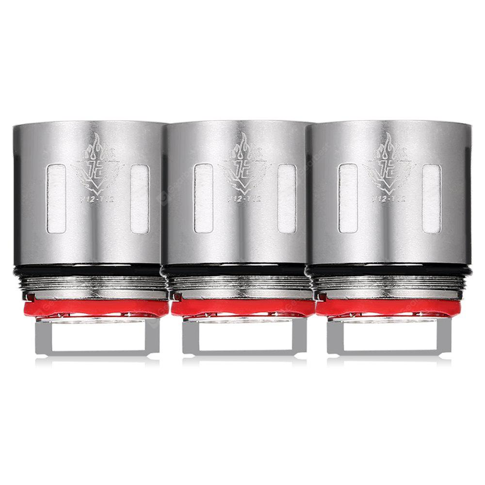 3pcs SMOK TFV12 Big Family V12 - T12 Coil Head