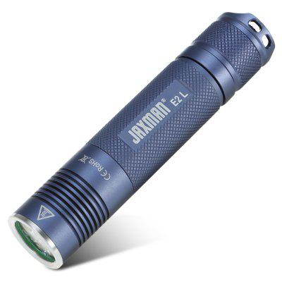 JAXMAN E2L 3 x CREE XP - G2 900Lm LED Flashlight