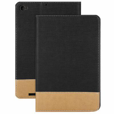 Canvas Grain PU Protective Case for Xiaomi Mi Pad 2