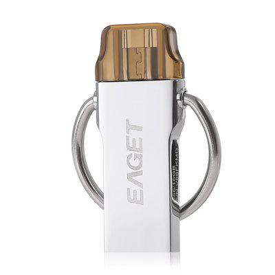 EAGET V86 USB 3.0 Flash Drive 16GB with OTG Function