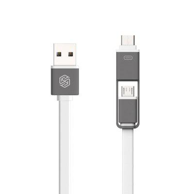 Nillkin Plus 2-in-1 USB Data Cable
